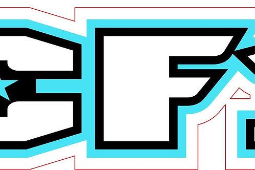 CF1 Logo Car Magnet