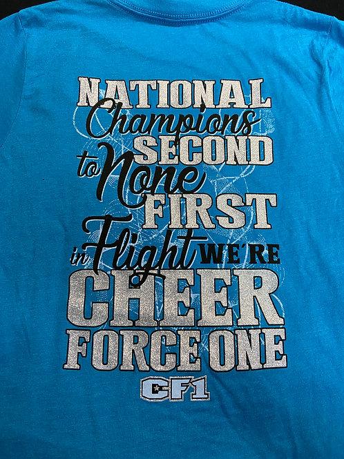 CF1 Glitter Cheer T-shirt