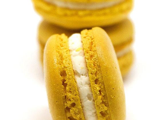 Kerikeri Lemon macaron box of 6