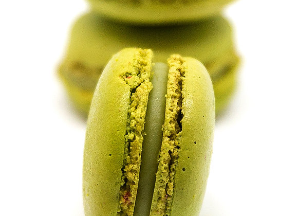 Pistachio macaron box of 6