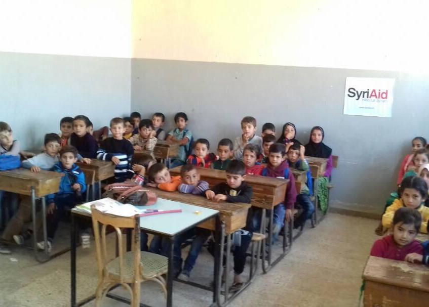 Syraid Schule Al Yarmouk 3