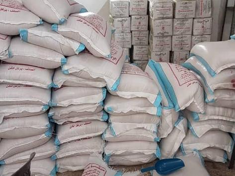 800 Essenspakete in Nordaleppo verteilt- 22/23 Mai 2020