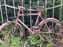 Fahrrad rosa