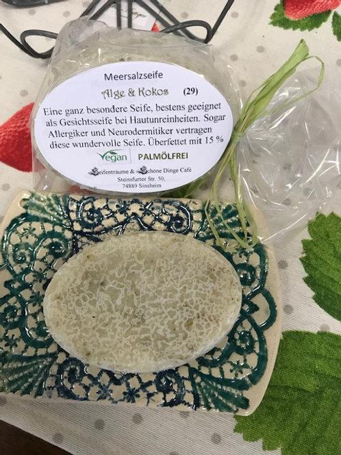 Meersalzseife Alge & Kokos