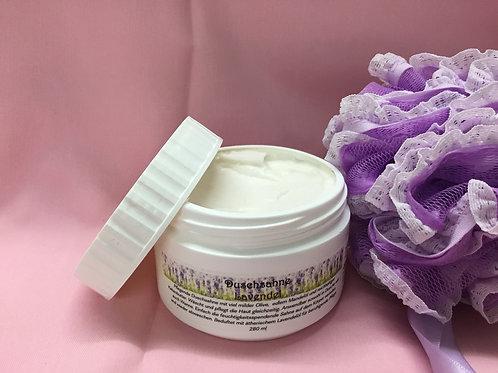 Duschsahne Lavendel
