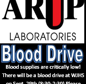 Blood Drive !