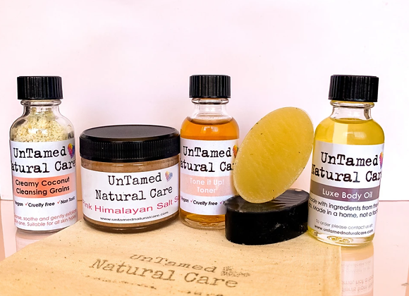 Untamed Best Seller Starter Kit - by Untamed Natural Care