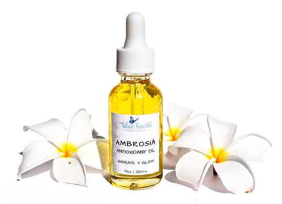 Ambrosia Antioxidant Face Oil - by Blue Haven Holistics