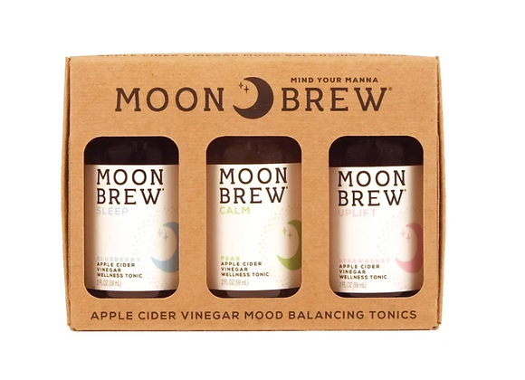 Moon Brew | Triple Crown Sampler Box - by Mind Your Manna