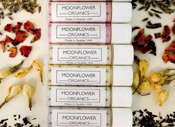 Chapstick Sample Pack - by Moonflower Organics