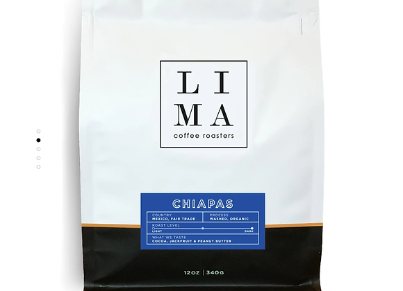 Mexican Chiapas Coffee Blend - by Lima Coffee Roasters