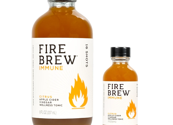 Citrus Immune Blend Fire Brew - by Mind Your Manna