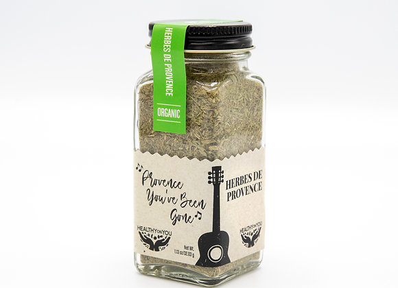 Provence You've Been Gone / Herbes de Provence - by Healthy on You