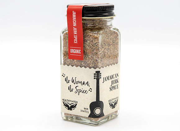 No Woman, No Spice / Jamaican Jerk Spice - by Healthy on You