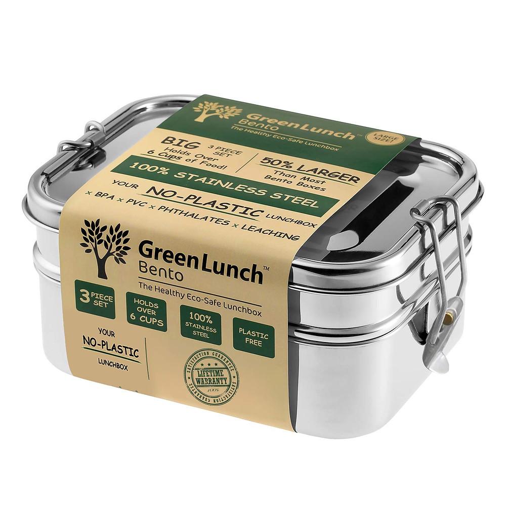 Plastic Free Lunchbox
