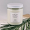 Thumbnail: Sea Salt & Orchid Scented Candle - by Sincerely Sarah