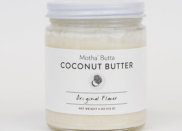 Coconut Butter (Original) - by Motha Butta