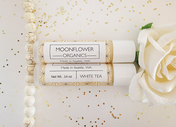 White Tea Chapstick - by Moonflower Organics