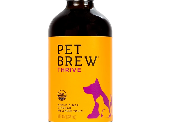 Thrive Pet Brew - by Mind Your Manna