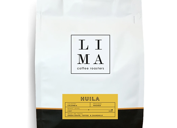 Columbia Huila Coffee Blend - by Lima Coffee Roasters