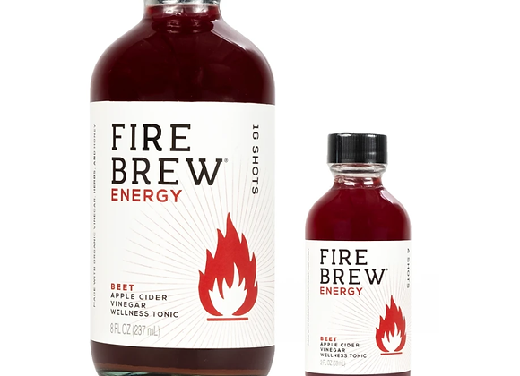 Beet Energy Blend Fire Brew - by Mind Your Manna