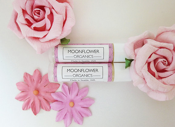 Cherry Blossom Chapstick - by Moonflower Organics