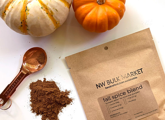 Fall Spice Blend - by NW Bulk