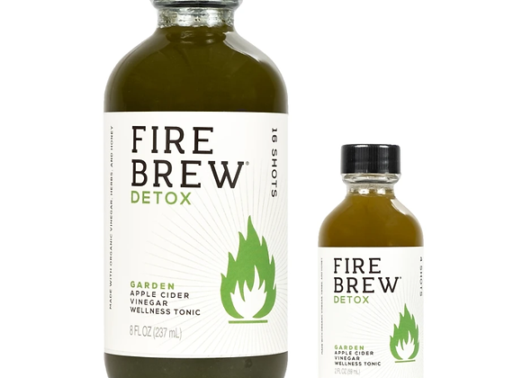 Garden Detox Blend Fire Brew - by Mind Your Manna