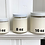 Thumbnail: Citrus, Basil & Mint Scented Candle - by Sincerely Sarah