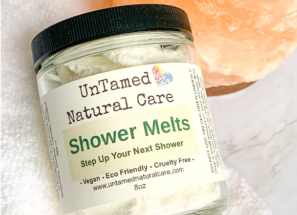 Eucalyptus Shower Melts - by Untamed Natural Care