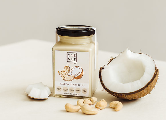 One Nut Coconut Cashew - by Purithea