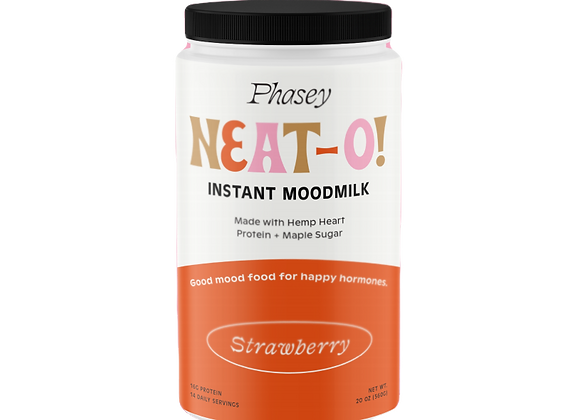 Strawberry Neat-O! Instant Moodmilk - by Phasey