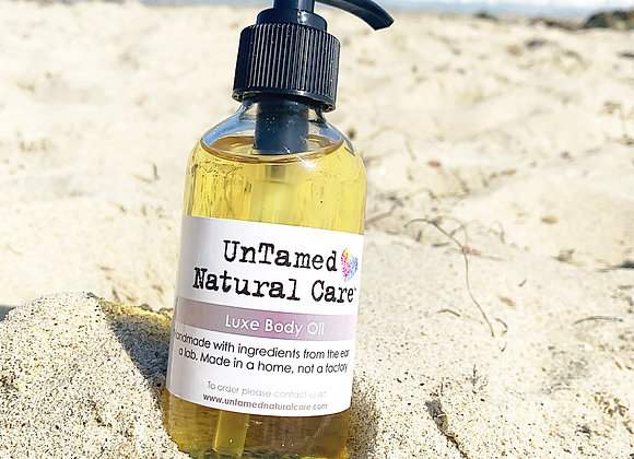 Luxe Hair & Body Oil - by Untamed Natural Care