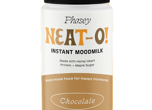 Chocolate Neat-O! Instant Moodmilk - by Phasey