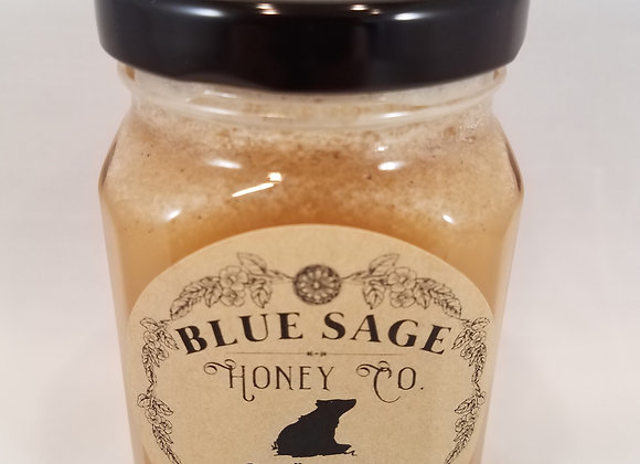 Cardamom Infused Raw Honey - by Blue Sage Honey Company