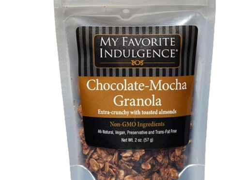 Chocolate Mocha Granola - by My Favorite Indulgence