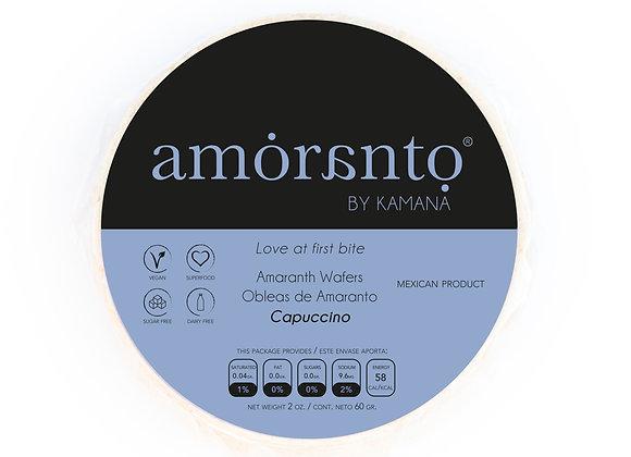 Cappucino Wafers - by Amoranto Snacks