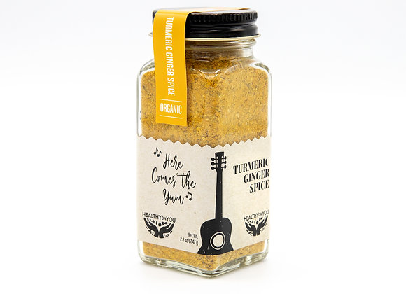 Here Comes the Yum / Turmeric Ginger Spice - by Healthy on You