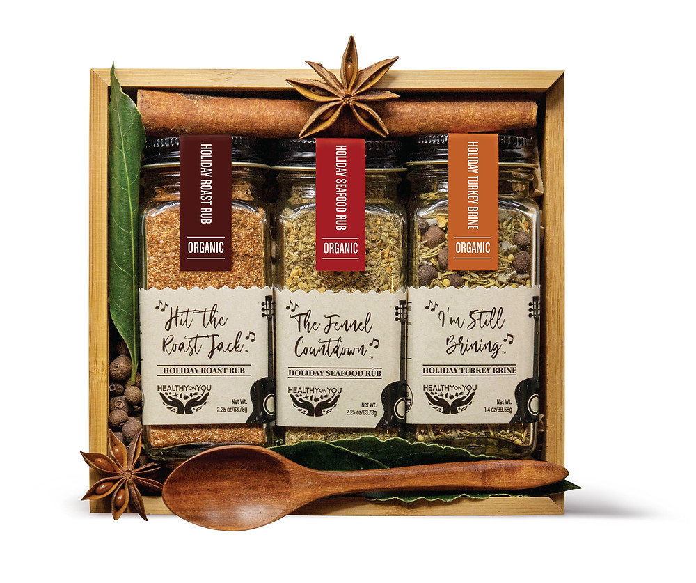 Spice Up the Holidays Gift Box