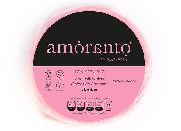 Berries Wafers - by Amoranto Snacks