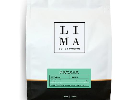 Guatemala Pacaya Coffee Blend - by Lima Coffee Roasters