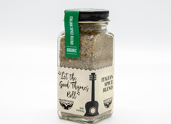 Let the Good Thymes Roll / Italian Spice Blend - by Healthy on You