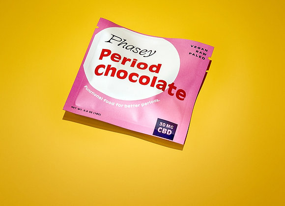 Period Chocolate - by Phasey
