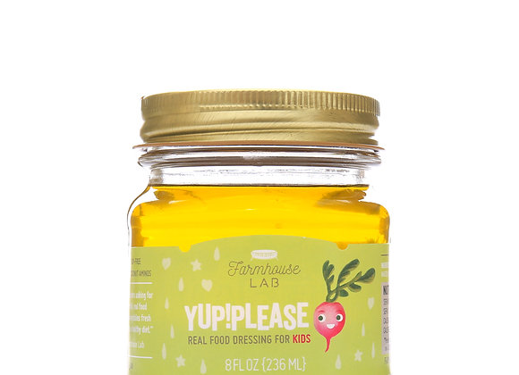 YUP! Please Kids Food Dressing - Farmhouse Lab