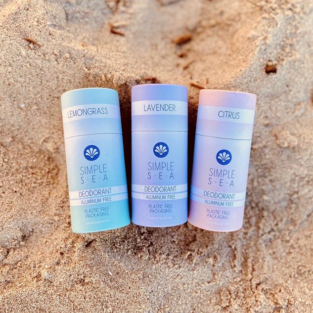Simple Sea Deodorant