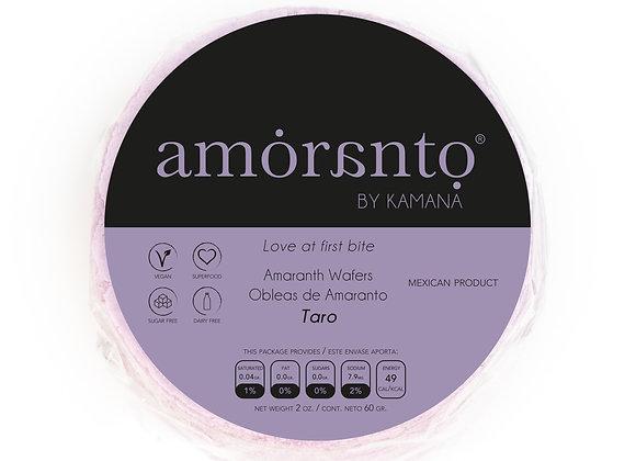 Taro Wafers - by Amoranto Snacks