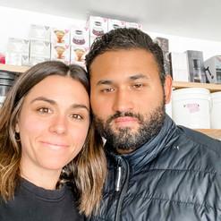 Amanda & Diego