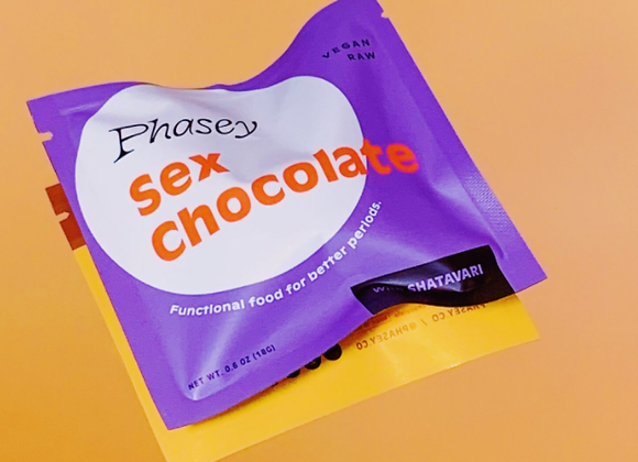 Sex Chocolate - by Phasey