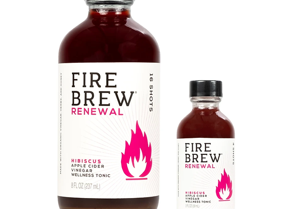 Hibiscus Renewal Blend Fire Brew - by Mind Your Manna