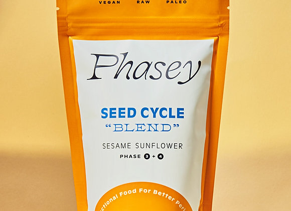 Sesame Sunflower Seed Cycle Blend - by Phasey